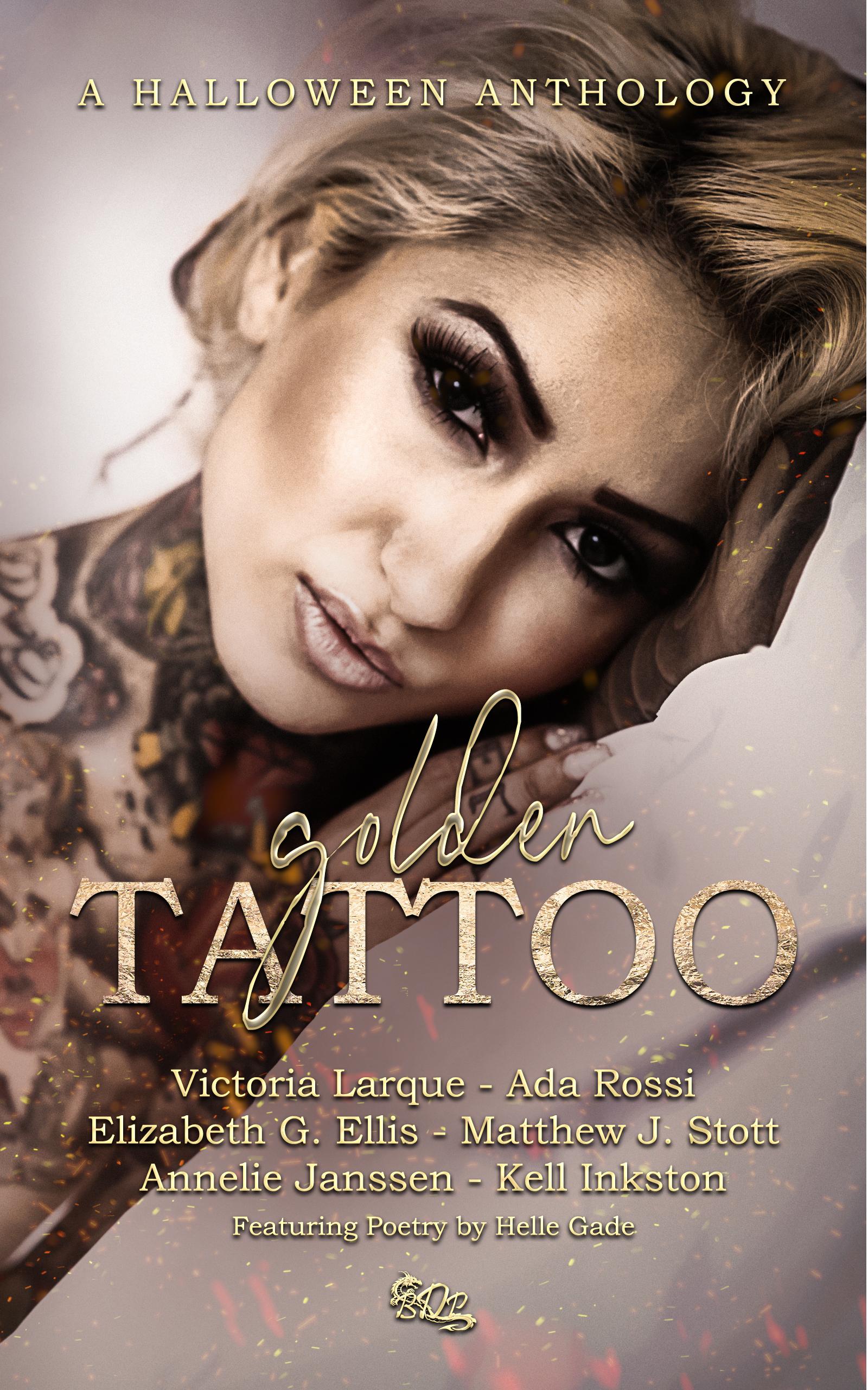 Books - Golden Tattoo