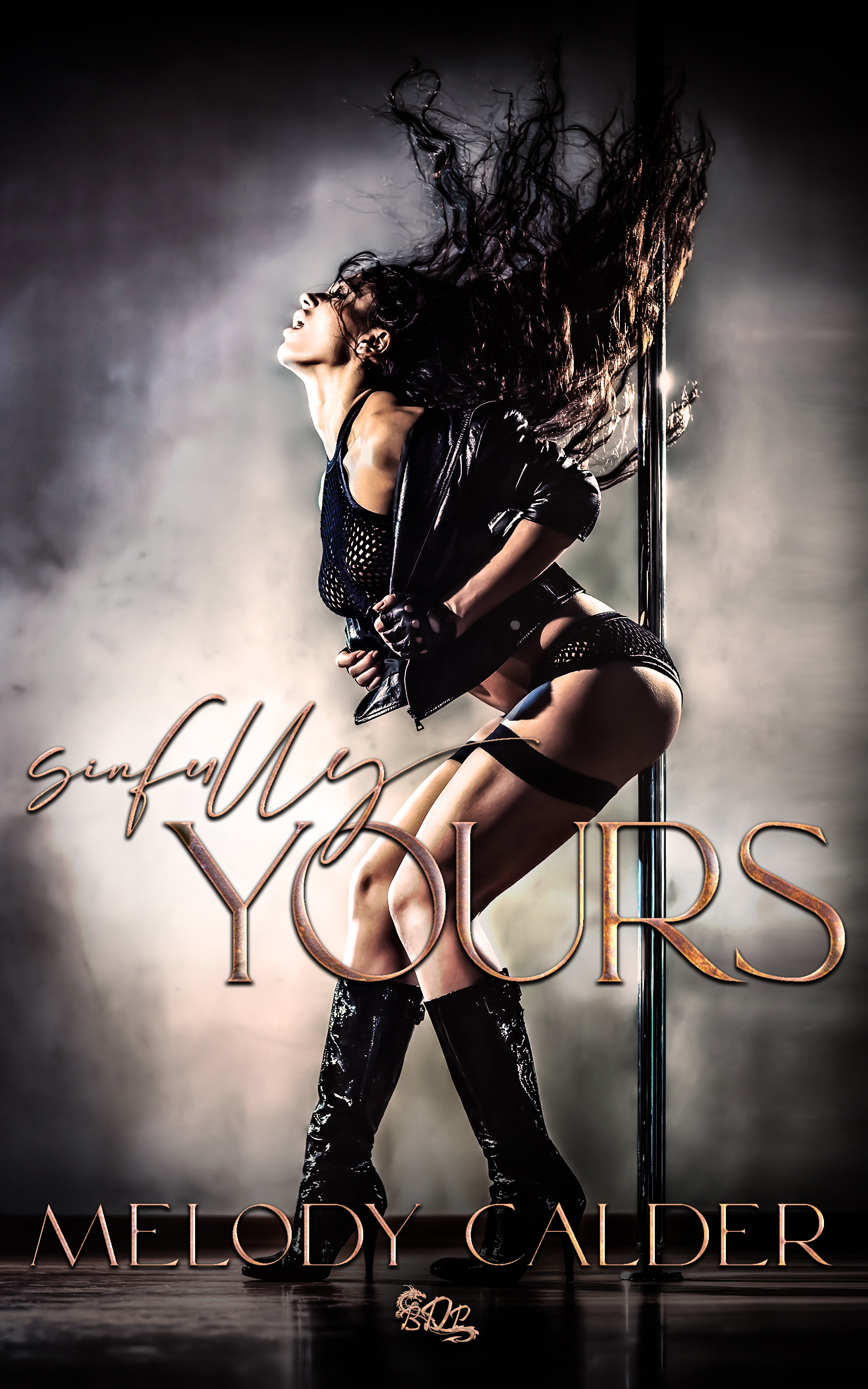 Sinfully Yours, Melody Calder, Butterdragons
