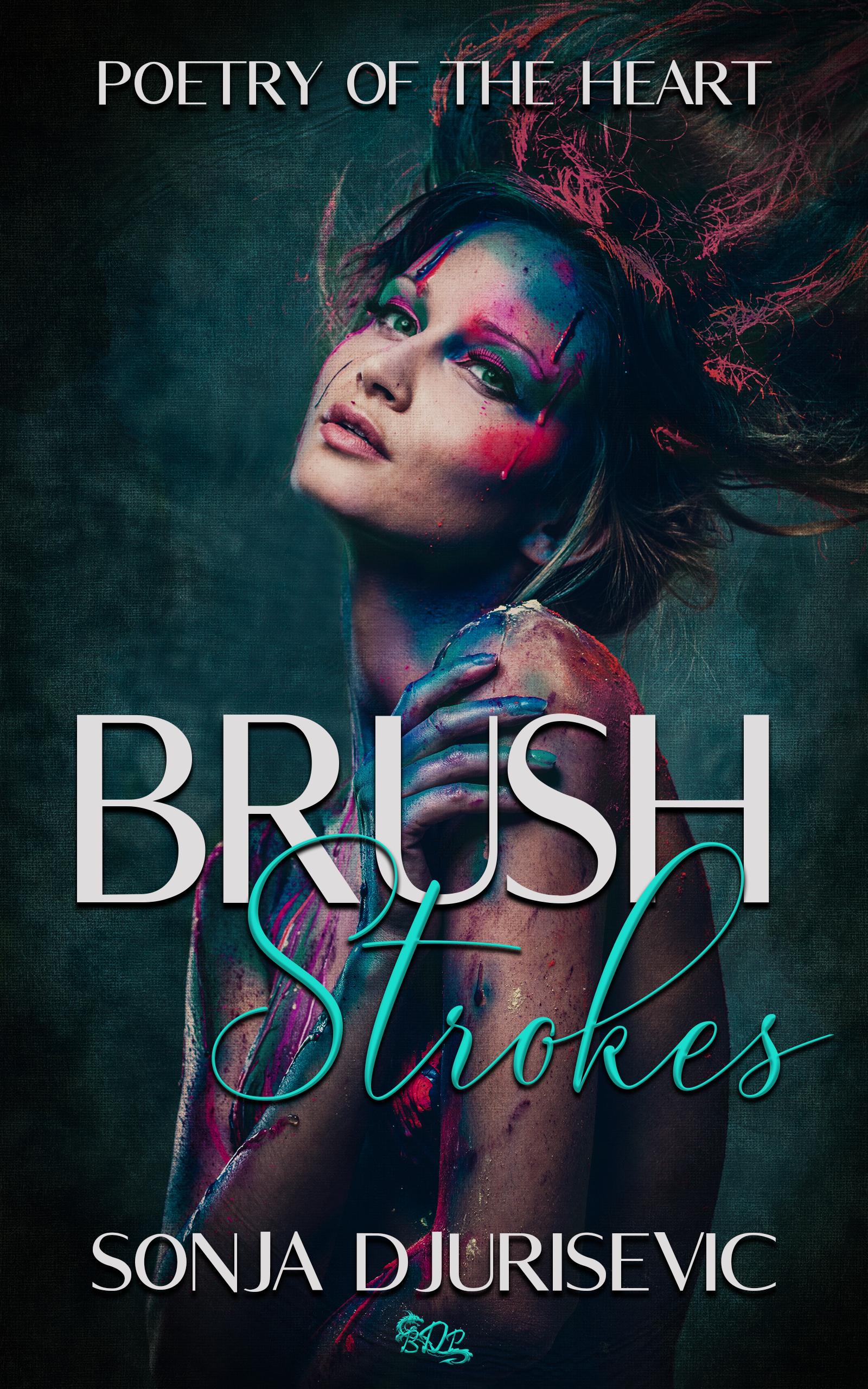 Books - Brush Strokes