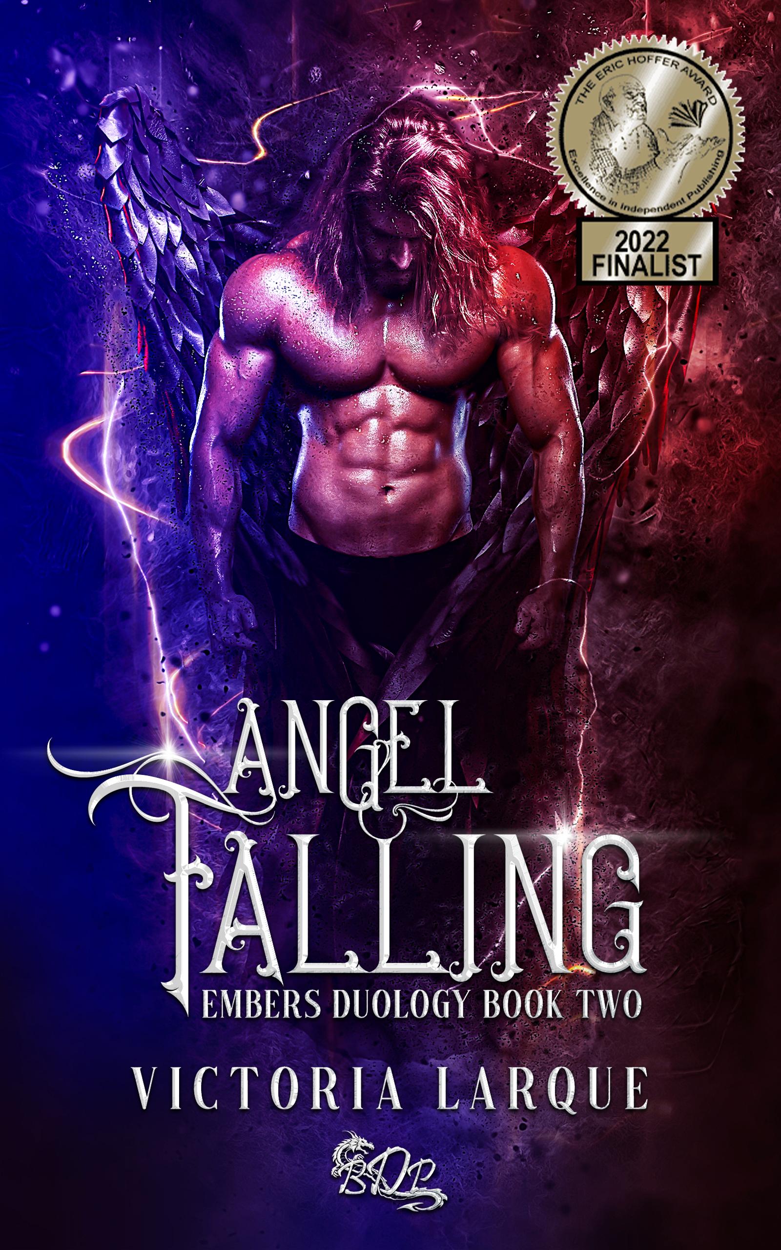 Embers Duology - Angel Falling, Victoria Larque, Butterdragons